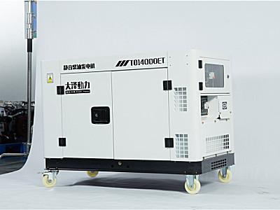 大泽10KW双缸柴油发电机