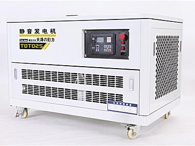 大泽25千瓦四缸汽油发电机价格