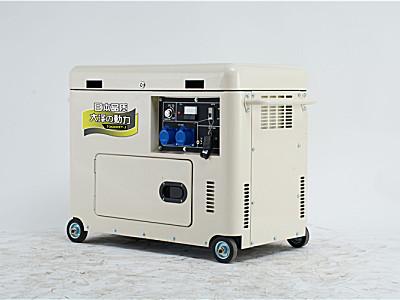 大泽单缸5KW柴油发电机价格