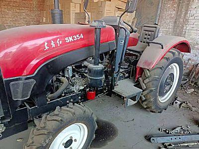 东方红SK354型轮式拖拉机