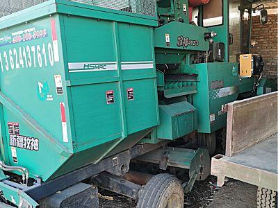 牧神4YZ-3玉米收割机