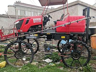 青州沃龙3WPZ-700喷雾机