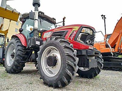 二手迪敖2004大型拖拉机