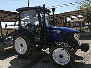 雷沃604拖拉机