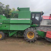 约翰迪尔1075玉米收割机