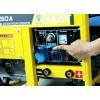 大澤250A汽油發電機