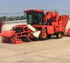 春明4LGZ-206B型葫芦打瓜收获机