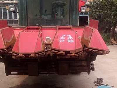 中联4YZ-3B收割机