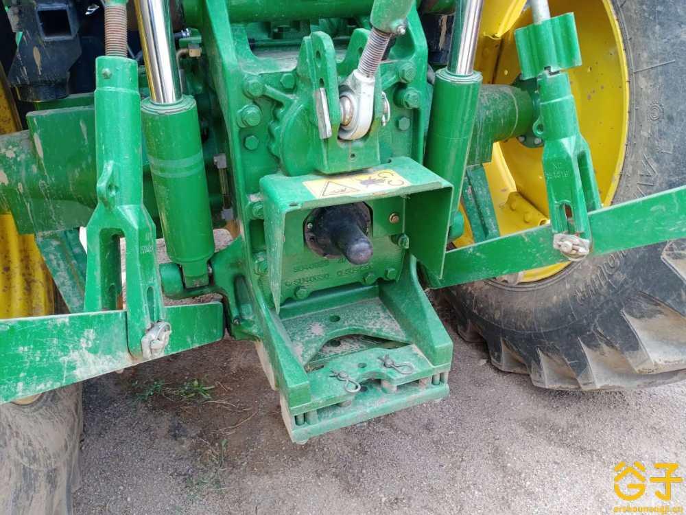 约翰迪尔1204-A拖拉机