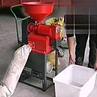 南宁220v家用电小型碾米机