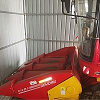 中農博遠4YZ-4C自走式玉米收割機