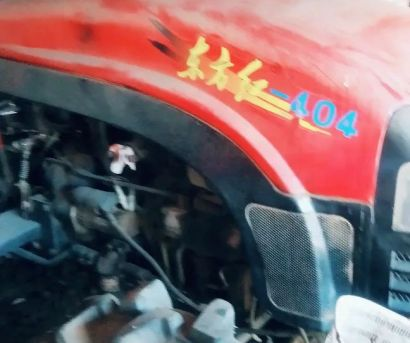 東方紅ME404輪式拖拉機