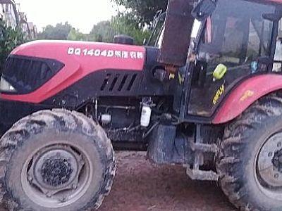 二手东汽英福莱DQ1404轮式拖拉机