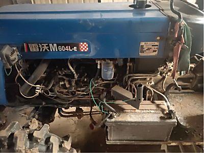 二手雷沃欧豹M604L-E拖拉机