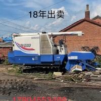東風井關4LZ-4.1A(HC868G)履帶式全喂入收割機