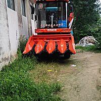 山東巨明688自走式谷物聯合收割機