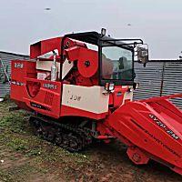 金達威4YZP-2M自走式玉米收獲機