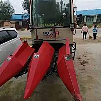 金大豐4YZP-2L履帶自走式玉米收割機