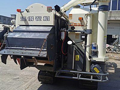 沃得锐龙4LZ-5.0E专业跨区版联合收割机