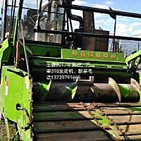 美迪9QZ-2200自走式青饲料收获机