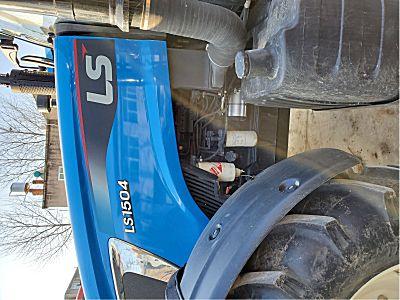 乐星LS1504轮式拖拉机