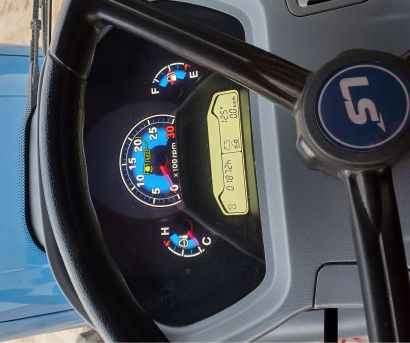 樂星LS1504輪式拖拉機