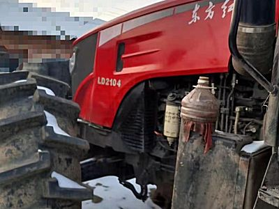 东方红LD2104轮式拖拉机