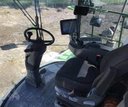 科罗尼BiGX630自走式青贮饲料收获机