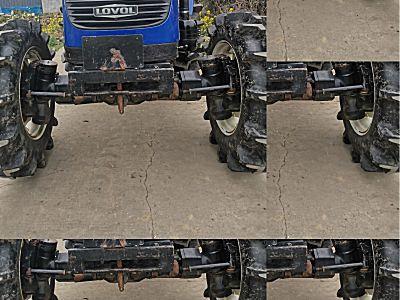 二手雷沃欧豹M804-A拖拉机