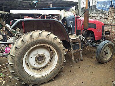 常发CF750北方轮式拖拉机