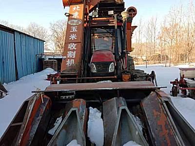 二手东方红LX904轮式拖拉机
