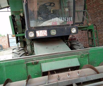 约翰迪尔W80(原1048)联合收割机