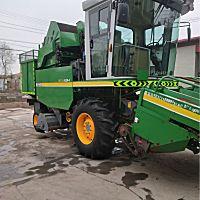 金大豐4YZP-4玉米收獲機