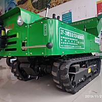高密益豐2F-30型自走式多功能施肥機