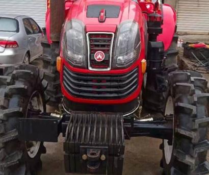 齐鲁常力1204拖拉机