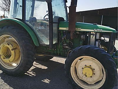 约翰迪尔5-804拖拉机