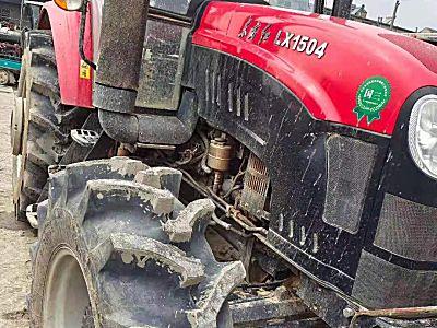 二手东方红LX1504轮式拖拉机