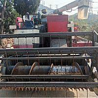 马AW85G(4LZ-3.0A)全喂入稻麦联合收割机