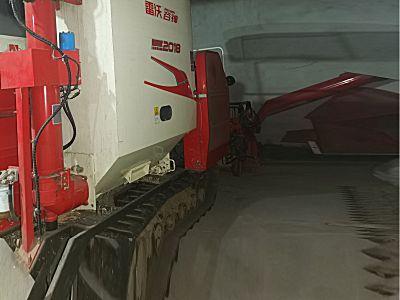 雷沃谷神RG50(4LZ-5G)型水稻收割机