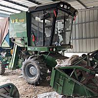 谷王TB80小麥收割機