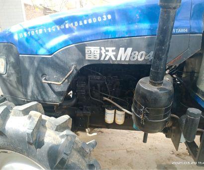 雷沃歐豹M804-A拖拉機