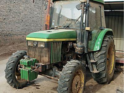 约翰迪尔8041拖拉机