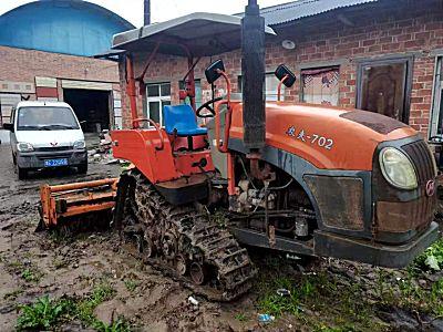 农夫702方向盘式拖拉机