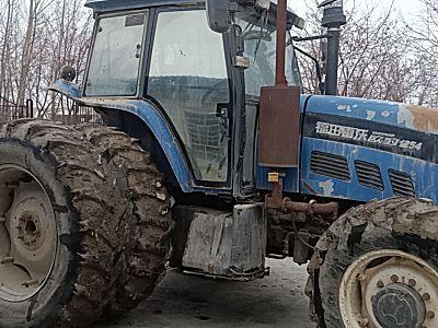 雷沃欧豹M1254-G拖拉机