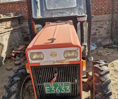 興野554輪式拖拉機