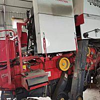 中聯收獲2020款4LZ-8B1全喂入谷物聯合收割機