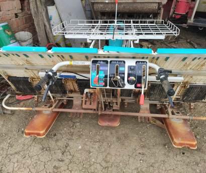 久富2ZS-6(F6)摆栽插秧两用机