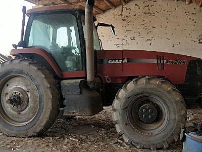 凯斯MX285拖拉机