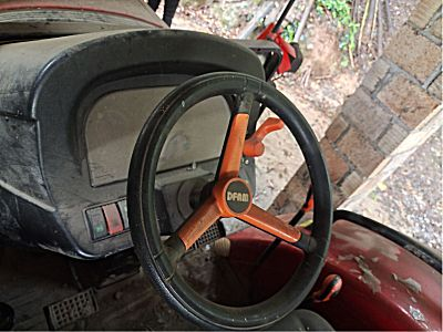 二手东风DF804轮式拖拉机