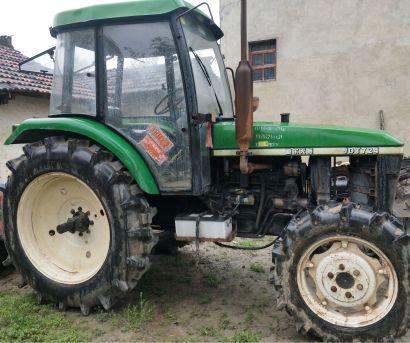约翰迪尔JDT724拖拉机